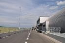 Zwiedzanie lotniska w Modlinie